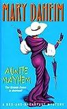 Auntie Mayhem by Mary Daheim front cover