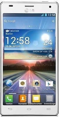 Comparer LG ELECTRONICS OPTIMUS 4X HD BLANC