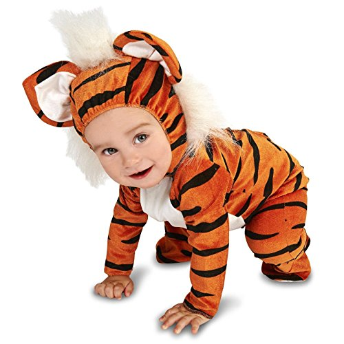 [Tiger Infant Costume 6-12M] (Tiger Halloween Costumes)