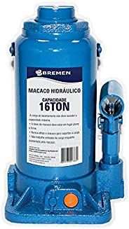 Macaco Hidraulico Tipo Garrafa Bremen 16 Toneladas 8218