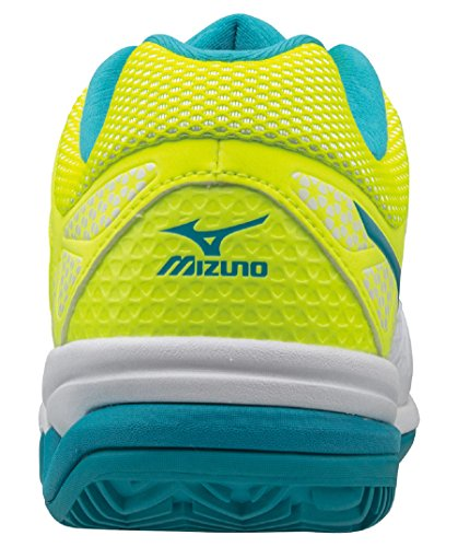 Mizuno Wave Exceed Tour 2 CC wit tennisschoenen dames c770zfhMe