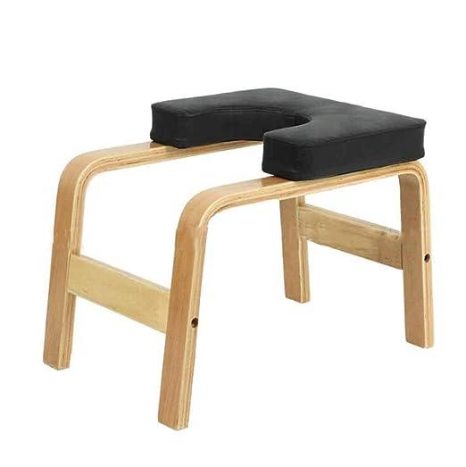 LJQ Silla para Ejercicios de Yoga Asana: para posturas de ...