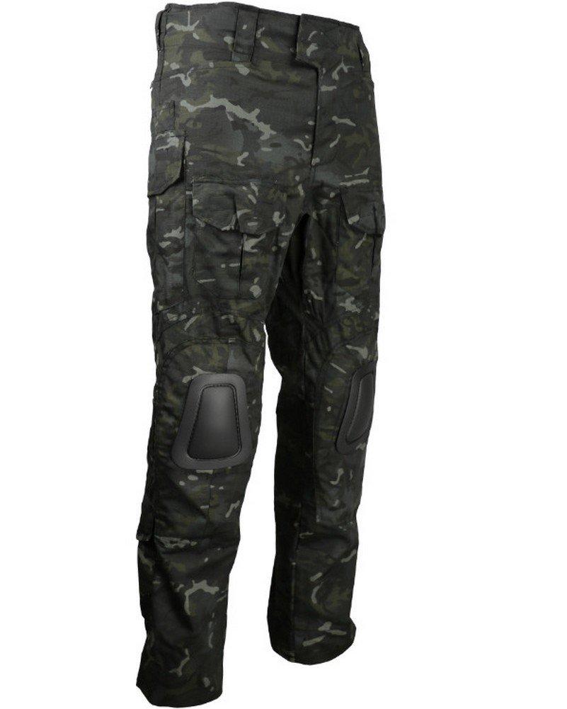 Black British Terrain Pattern, 2X-Large Kombat Special Ops Trouser