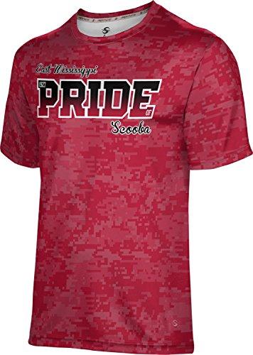 ProSphere Men's East Mississippi College Digital Shirt (Apparel) EF042 from ProSphere