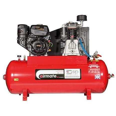 SIP 04337 Airmate Industrial Cinturón unidad compresor de aire super iskp 14/200 Kohler: Amazon.es: Coche y moto