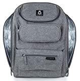 Stylish Baby Diaper Bag Backpack – Includes Extra Large Changing Pad – Unisex