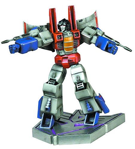 Transformers Starscream Polystone Mini Statue (Reissue Starscream)