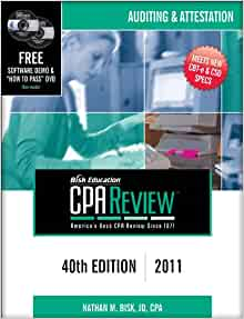 Bisk CPA Review: Regulation, 43rd Edition, 2014 ...