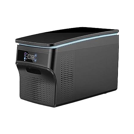 JF Mini nevera Refrigerador para automóvil Automóvil/Compresor ...