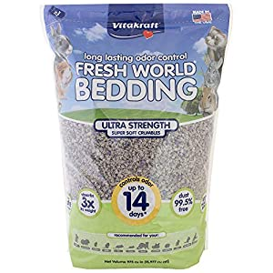 Vitakraft Fresh World Strength Crumble Bedding for Small Animals 35