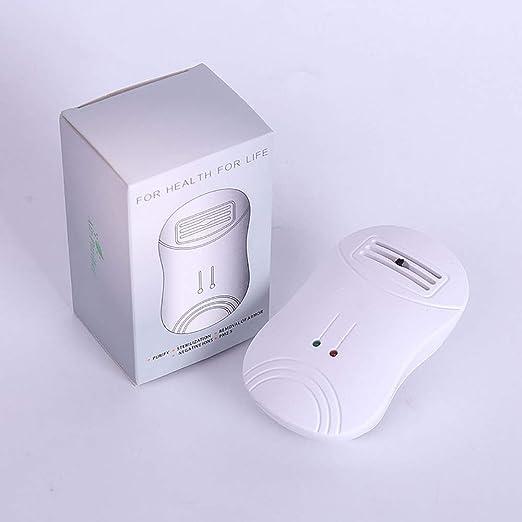SUNJULY Mini purificador de Aire, Negativo Lons Filtro de Aire ...