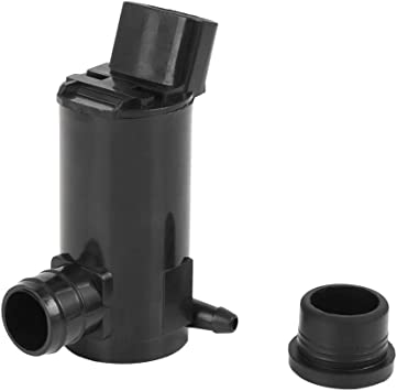 Replace Part 85330-12340 Lexus IS300 LS400 LS430 LX470 CENTAURUS Windshield Washer Pump with Grommet Replacement for Toyota Camry Corolla Echo Land Cruiser Matrix Sienna Solara