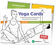 WorkoutLabs Yoga Cards I & II – Complete Set: Professional Study, Class Sequencing & Practice Guide ·