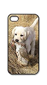 Back Cover Case Personalized Customized Diy Gifts In A case iphone 4s pink victoria's secret - 3 lovely dogs
