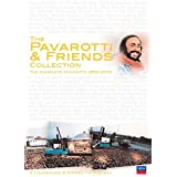 """""""Pavarotti & Friends Collection: The Complete Concerts, 1992-2000 (Full Screen/Widescreen) [4 Discs]"""""""