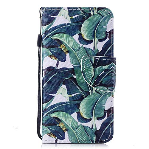 card Colorful Smartphone 8 Pattern Slots Pu Purse Leather Shell Protective Painting Plus Flip Wi Katech Case Cover Closure Case shock Wallet magnetic And 4 7 Absorption Premium Iphone q4xtFwHZv