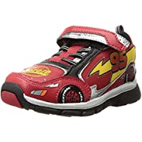 Stride Rite Disney Cars Lightning Speed Sneaker (Red)