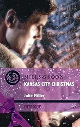 Kansas City Christmas (Mills & Boon Intrigue) (The Precinct: Brotherhood of the Badge - Book 4)