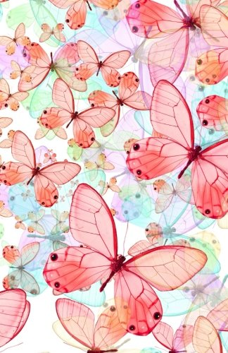 Pastel Finish (Journal: Pastel Butterflies: Lined Journal, 120 Pages, 5.5 x 8.5, Butterflies, Soft Cover, Matte Finish (Journals to Write In) (Volume 16))