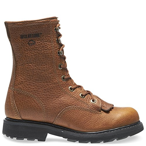 Lacer Steel Toe Electrical Hazard - Wolverine Herrin 8