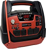 Smartech 1250 Amp Portable Jump Starter and 150 PSI Air Compressor | Car Battery Chargers...