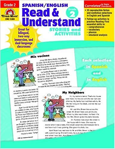 Spanish / English Read & Understand, Grade 2 (Spanish Edition): Jo ...