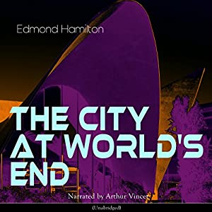The City at World's End Audiobook