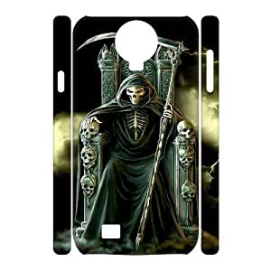 GTROCGrim Reaper Phone 3D Diy For SamSung Galaxy S5 Case Cover [Pattern-2]