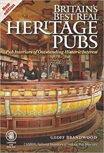 Britain's Best Real Heritage Pubs: Pub Interiors for