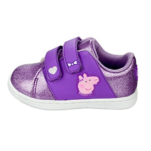 Peppa Pig Toddler Velcro Sneakers product image
