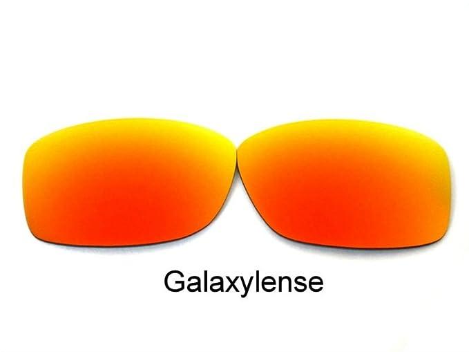 Galaxy Lentes De Repuesto Para Oakley Jupiter Squared Rojo Polarizados,LIBRE S & H -