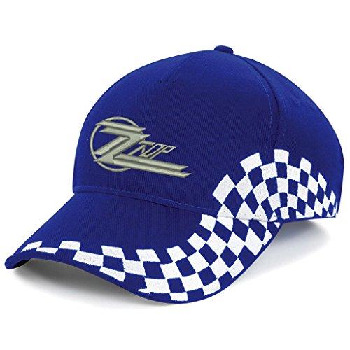 Talla hombre única Stickerei azul para Plus Gorra de Azul béisbol 8xwA4Rg