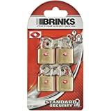 Brinks 161-20471 TSA Approved 22mm Luggage Lock