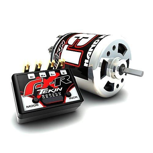 Crawler Motor Combo - Tekin RC 30T Pro FXR Electronic Speed Control Crawler Combo Motor