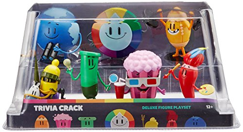 Trivia Crack Figure Set