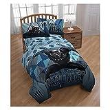 Marvel Black Panther Twin Comforter and Sheet Set