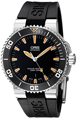 Oris-Mens-Swiss-Automatic-Stainless-Steel-Casual-Watch-Model-73376534159RS