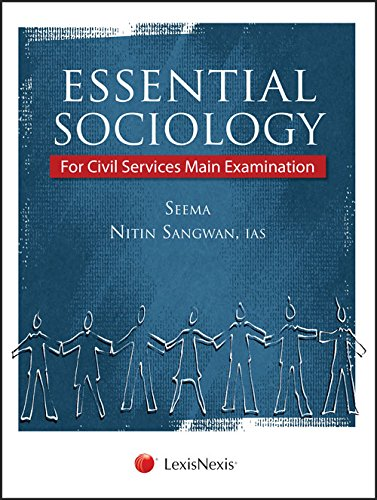 Essential Sociology – For Civil Services Main Examination