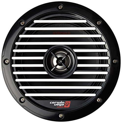 SM65 - Cerwin Vega 6.5' 75W RMS 3-Way Marine Coaxial Speakers