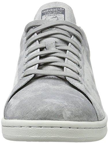 adidas Herren Stan Smith Sneaker Grau (Grey Three/Grey Three/Grey Five)