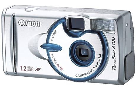 amazon com canon powershot a100 1 2mp digital camera point and rh amazon com Dodge A100 Craigslist Dodge A100 Craigslist