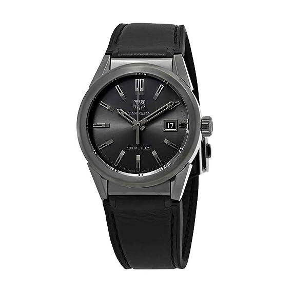 Tag Heuer WBG1313FT6117 - Reloj para Mujer, Esfera Negra