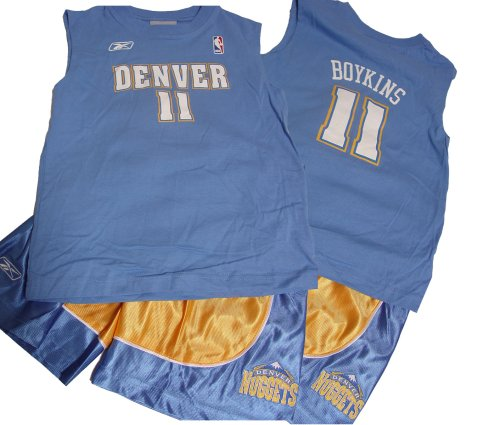 Amazon.com  Earl Boykins Denver Nuggets NBA Kids 2pc Short Set  Clothing 203147801