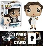 Irene Adler: Funko POP! x Sherlock Vinyl Figure + 1 FREE TV Themed Trading Card Bundle [60565]