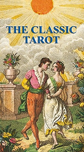 CLASSIC TAROT (cards) LO SCARABEO EX26 Occult Mind