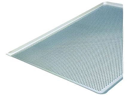 Cuisine et Talents - Placa de Aluminio, perforada, 60 x 40 cm 53 x ...