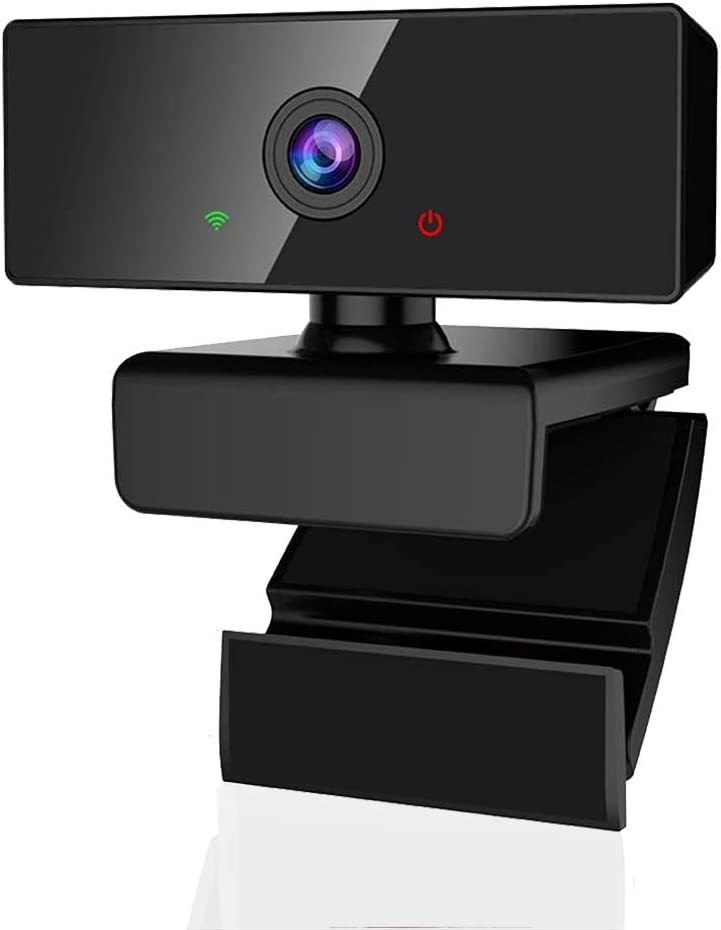 HD Webcam 1080p Streaming USB Computer Camera 30fps for Desktop Laptop Mac Video Conferencing & Laptop w/Mic with Microphone Mic