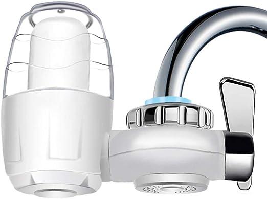 Wudi 7 Capa Grifo purificador de Agua Kit, Sistema de filtración ...