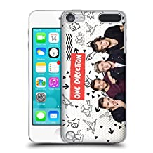 Official One Direction Vintage Group Icon Hard Back Case for iPod Touch 5th Gen / 6th Gen