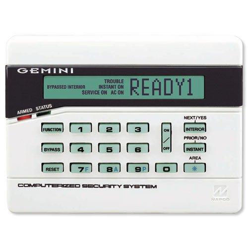 Napco Gemini Alpha/Symbol Keypad (GEM-RP2ASE2)